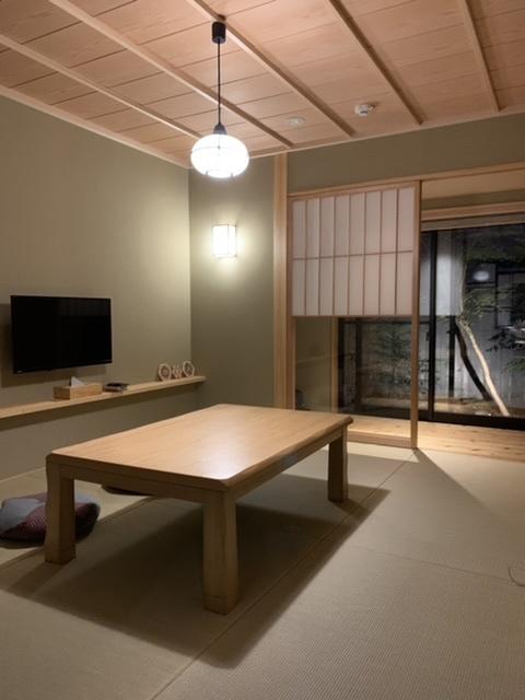 2020年の私の宿のテーマは「一棟貸し」でした。中でも気に入った京都の町屋一棟貸しの宿の一軒をご紹介します。_1_4