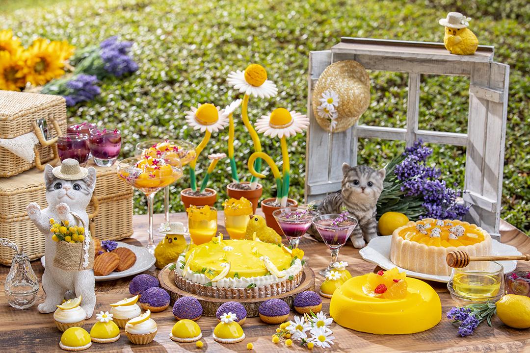 2組4名様をご招待! ヒルトン東京のいちごのデザートビュッフェ「ストロベリーCATS コレクション」♡ _1_2