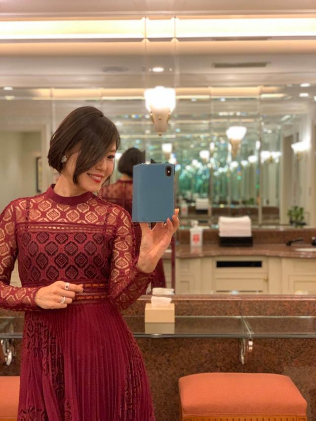 ウェスティンホテル東京で忘年会しました☆★☆_1_3