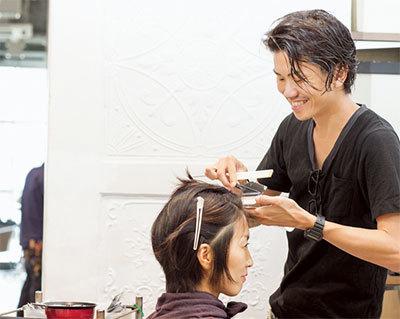 白髪が増えてしまったら、サロンカラーリングへ。絶対に満足できるサロンはこちら!_1_2