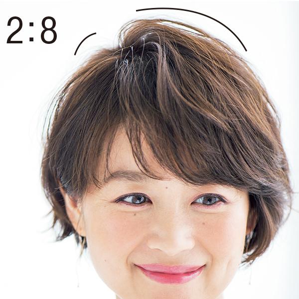 【1カ月前】まずはサロンでふんわりヘア仕込み!【同窓会までに髪のボリュームアップ大作戦】_4_1-2