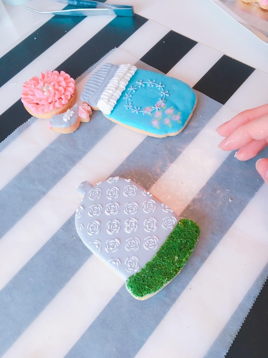 見た目も美味しい【アイシングクッキー】_1_2