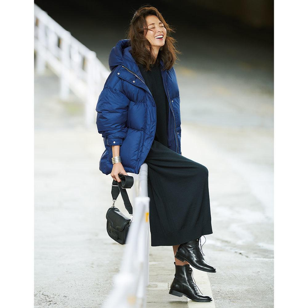 冬の着こなしを決めるアイテム「コート」をどう選ぶ? 3大女っぷりスタイル別着こなし_1_1-2