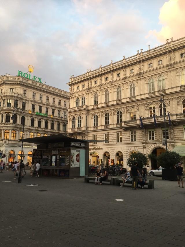 夏休み旅行 day8:オーストリア ウィーン3_1_2-7
