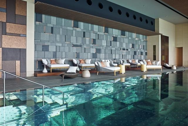 フォーシーズンズホテル東京大手町 プール