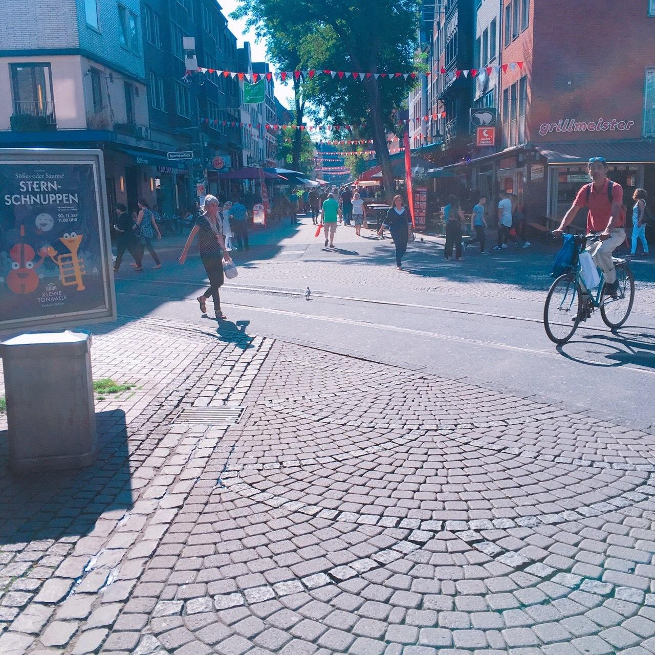 ドイツ -帰国子女が教えるマル秘スポット【デュッセルドルフ】の街を歩く-_1_4-1