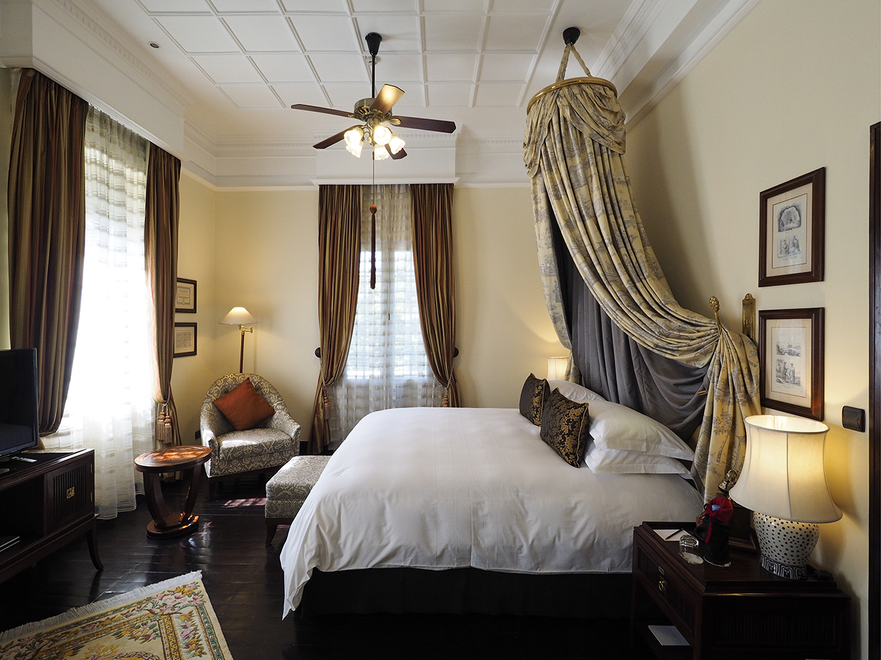 ハノイの真珠と絶賛される優雅なホテル、メトロポール_1_4-2