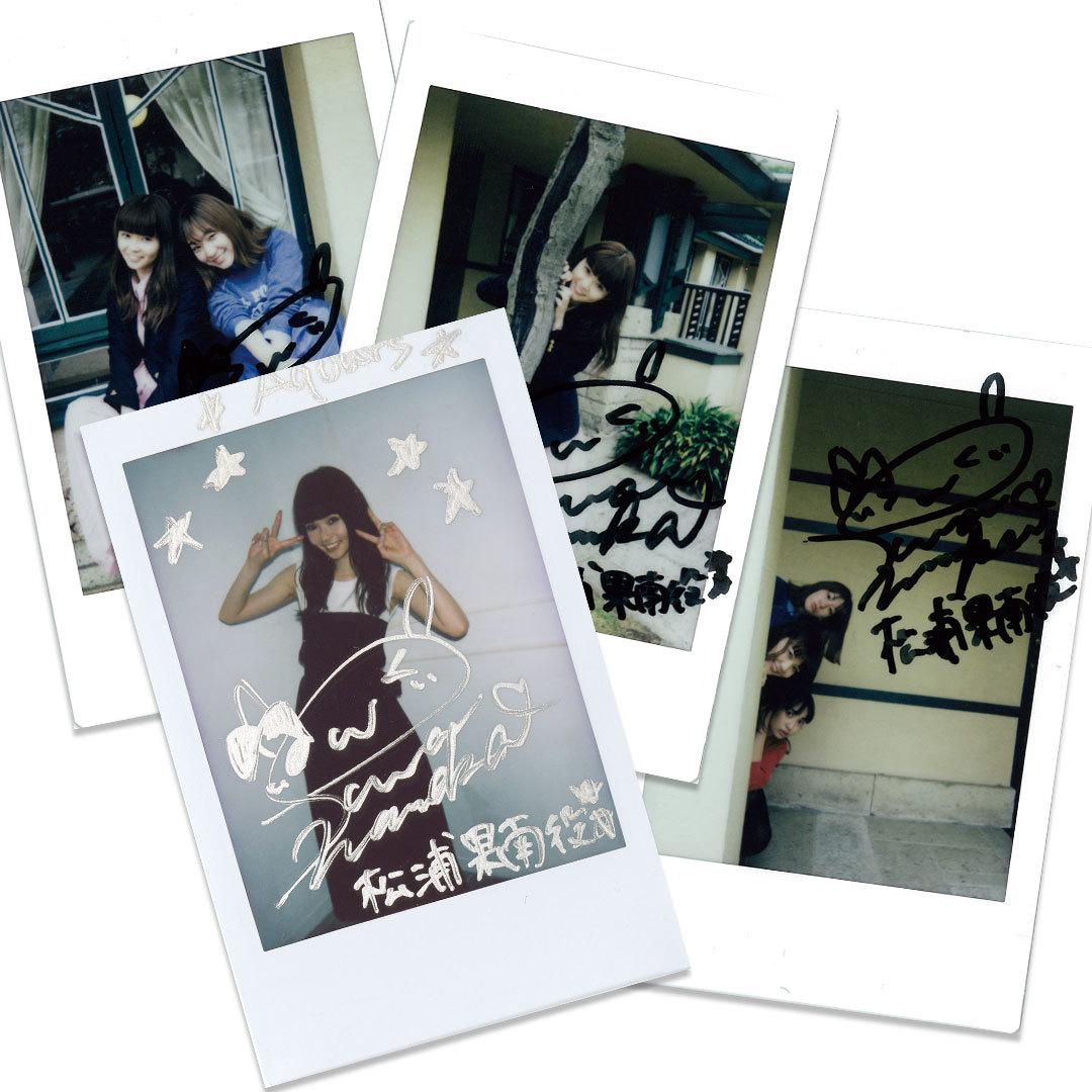 サイン入りチェキプレゼント♡ラブライブ!サンシャイン!! Aqoursのスペシャルメッセージをお届け!_1_1-5