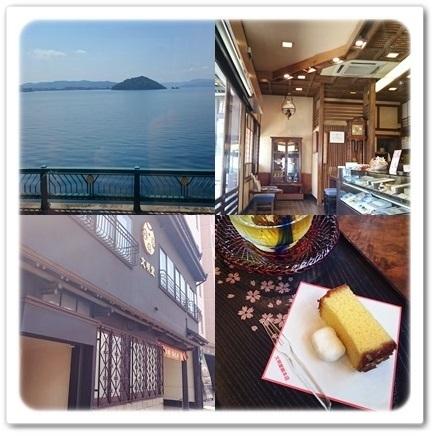 カステラ一番、電話は二番、長崎の文明堂総本店「レモンケーキ!」_1_5