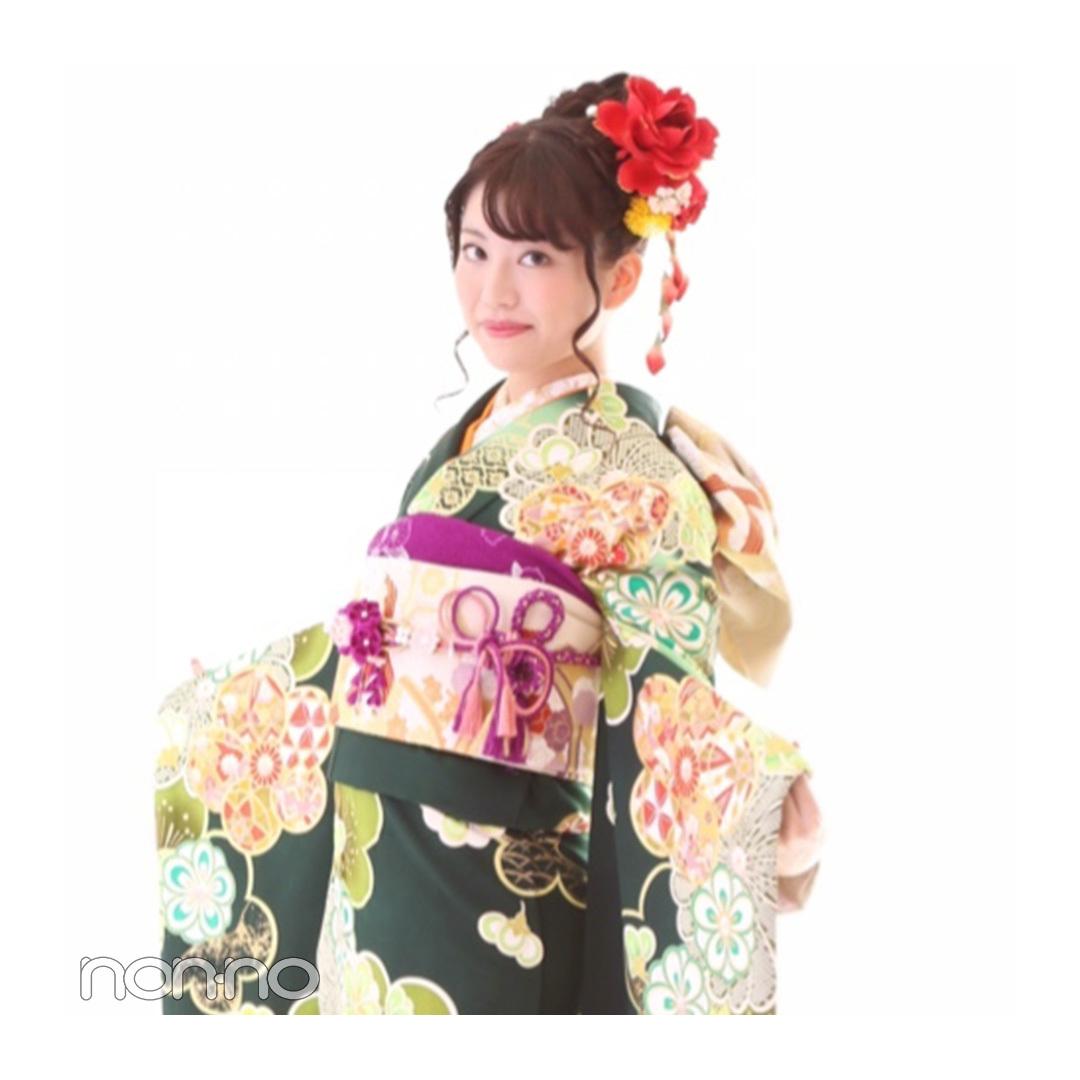 ノンノ専属読モ・カワイイ選抜の着物コーディネイトまとめ♡ 11選_1_1-11