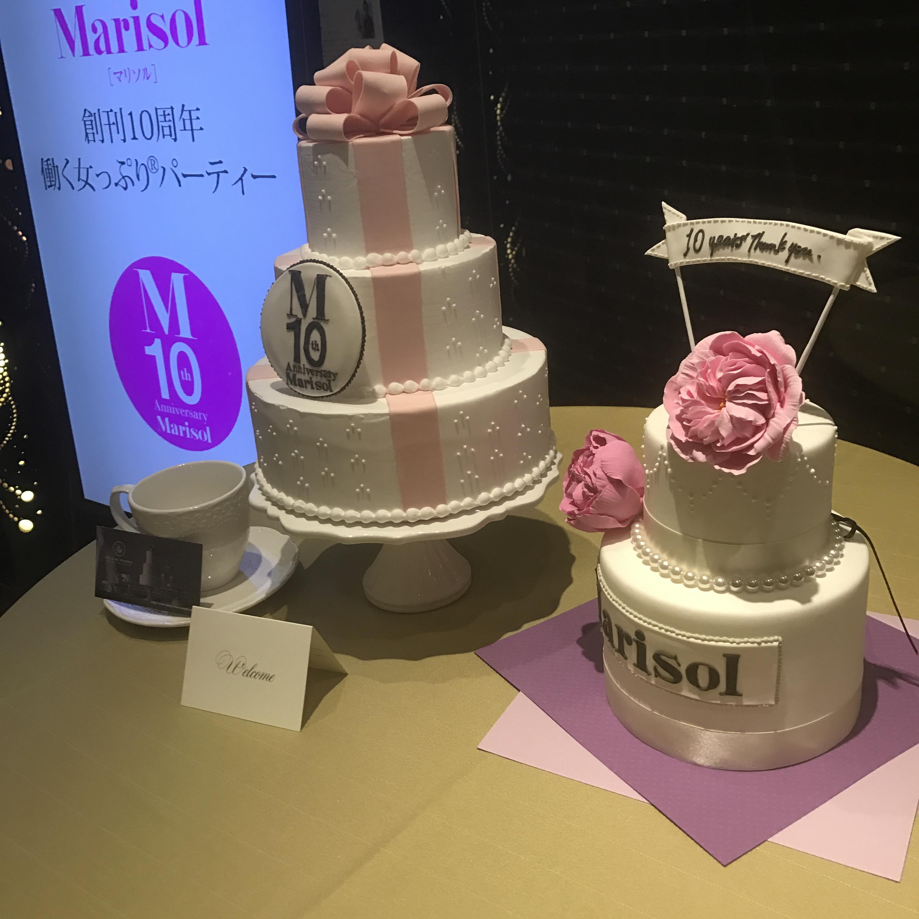 Marisol 10th anniversary♡創刊10周年記念パーティへ。_1_2-3