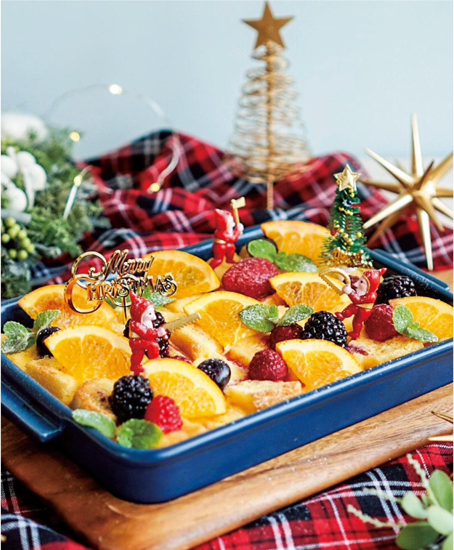 食パンとフルーツでできる! 簡単手作り♡ クリスマススイーツレシピ_1_2
