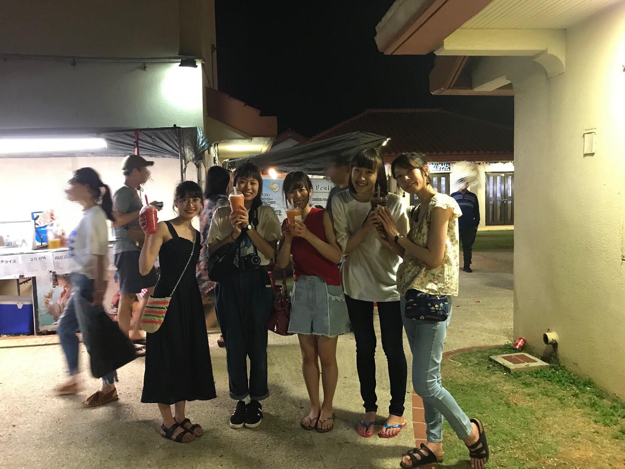 【グアム旅行③】2日目❁K-mart&ナイトマーケット_1_7