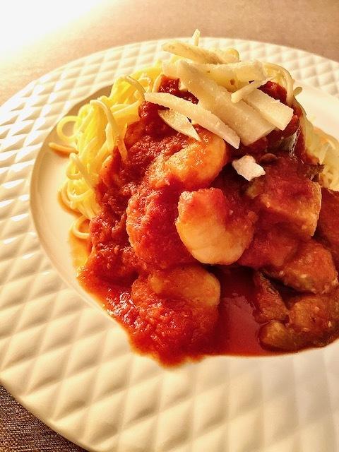 温めて盛るだけ♪ お店の本格イタリアンコース料理をおうちで食す_1_4-1