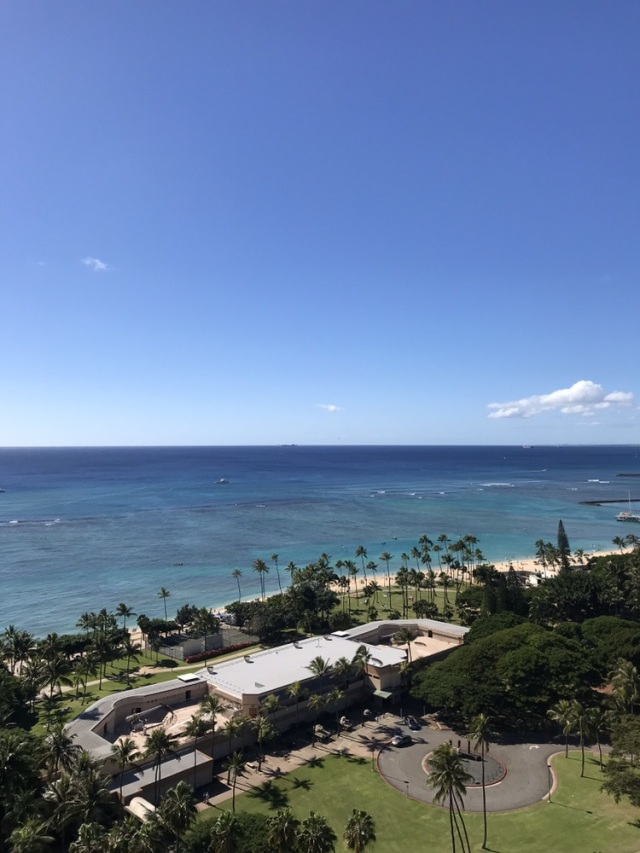 HAWAIIの景色とショッピング_1_9