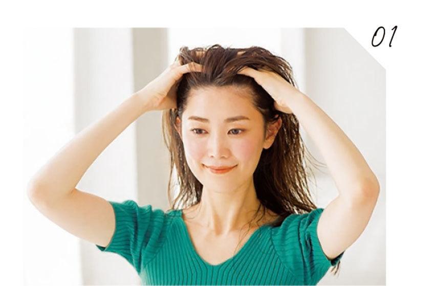 【あなたはどっちの髪質?】雨の日、アラフォーの髪がまとまらない理由とは? _1_12