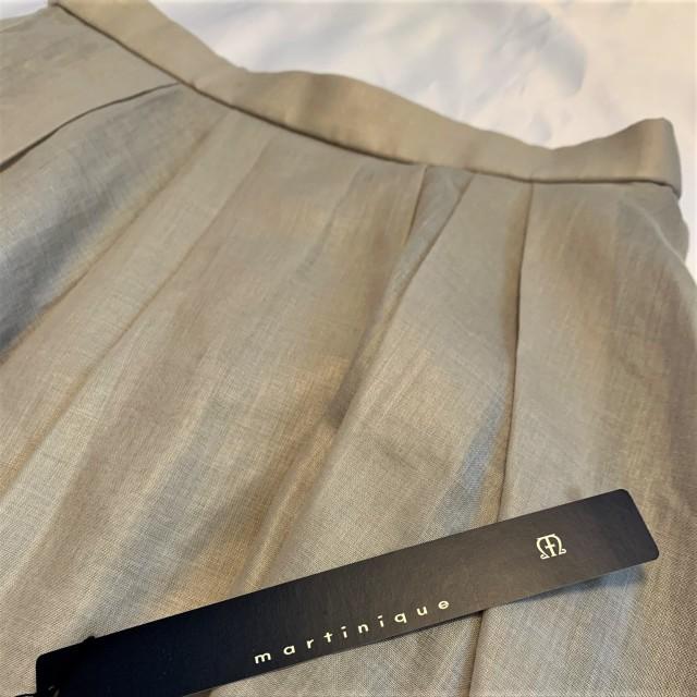 【Marisol別注】エディター三尋木奈保さん×martinique スカート_1_1-2