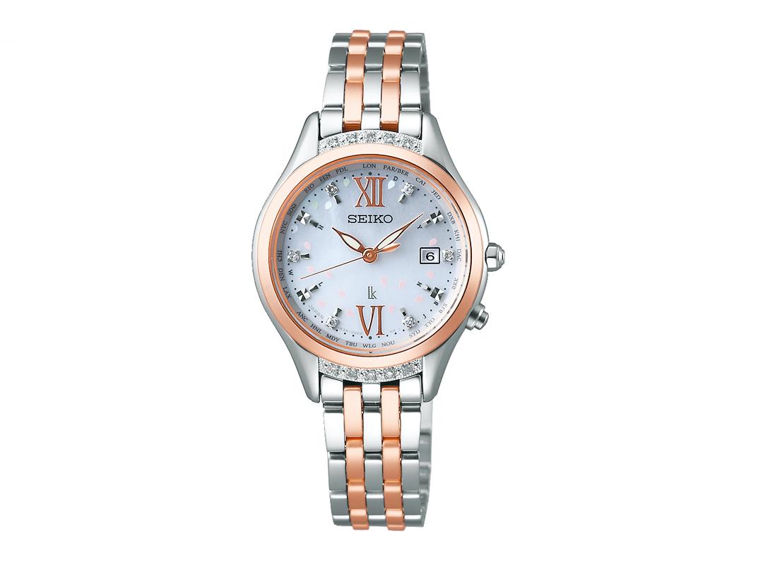 春の新生活に!オンオフ使えるセイコーの腕時計、桜限定モデルが有能すぎ♡_1_2