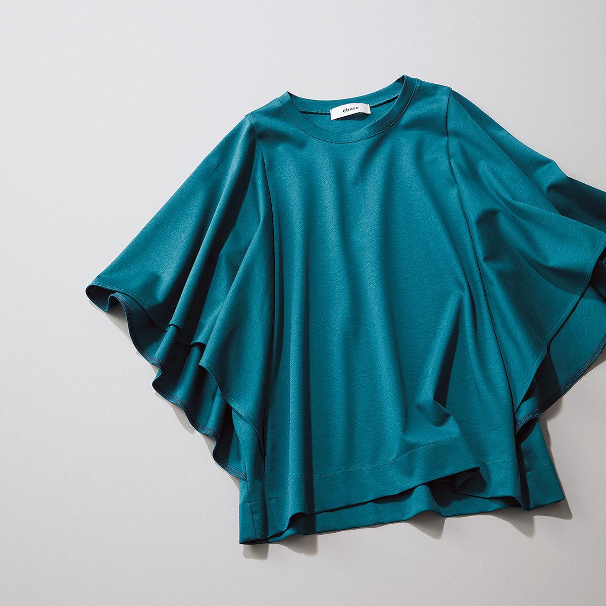 ■ebureのドルマンTシャツ