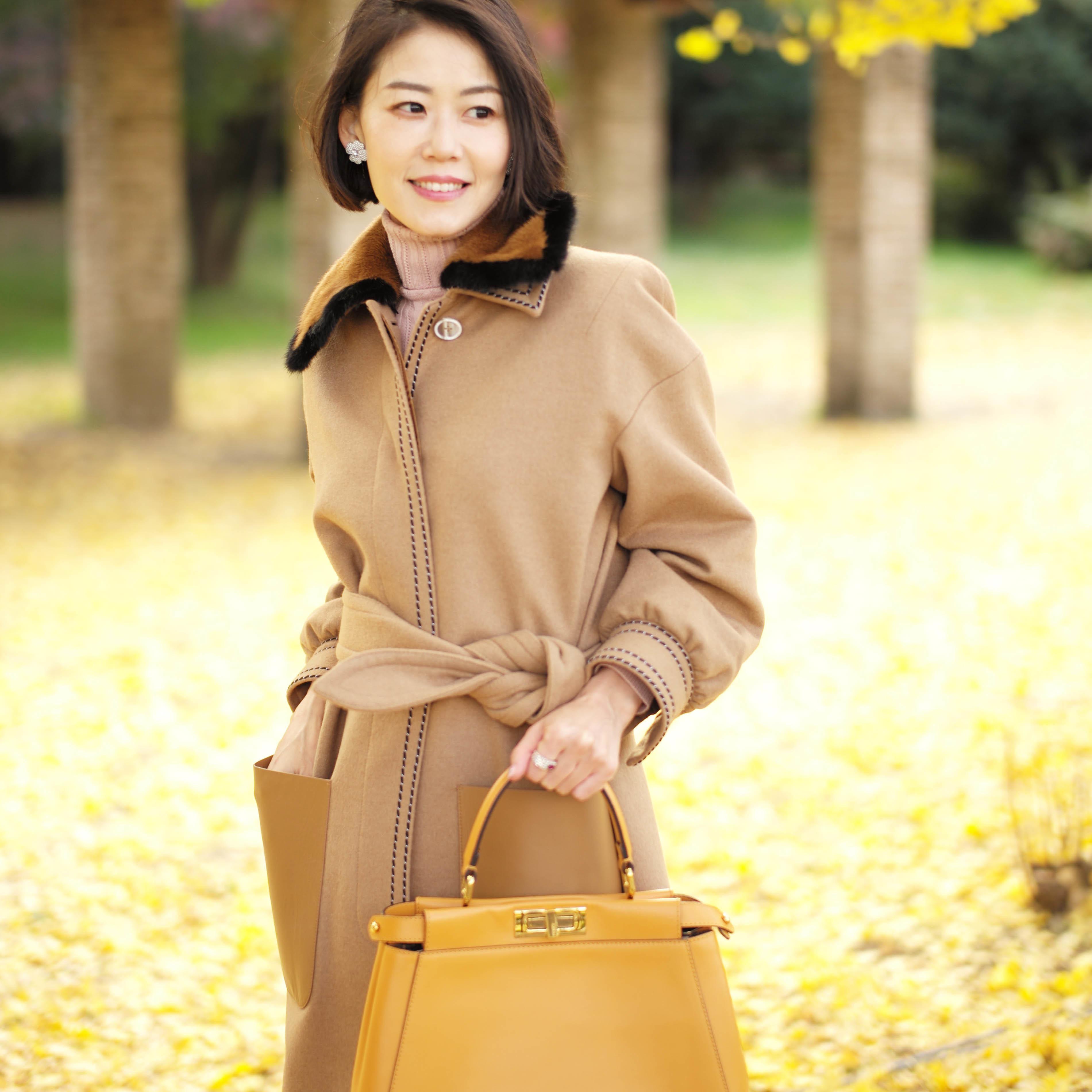 ロング&ビッグが人気!美女組さん今年のコート【マリソル美女組ブログPICK UP】_1_1-3