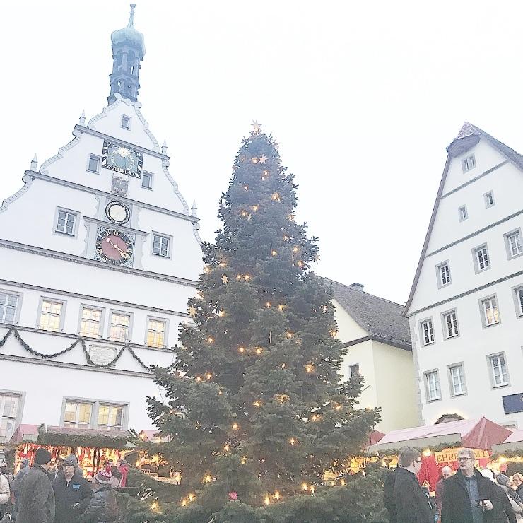 まるで、おとぎの国?本場ドイツのクリスマスマーケット*✩‧₊˚_1_1
