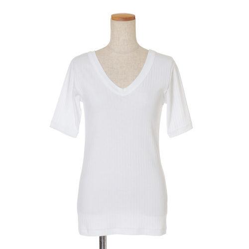 【きれい見えTシャツ】体型カバーも洗練も叶えてくれる3枚を厳選_1_2