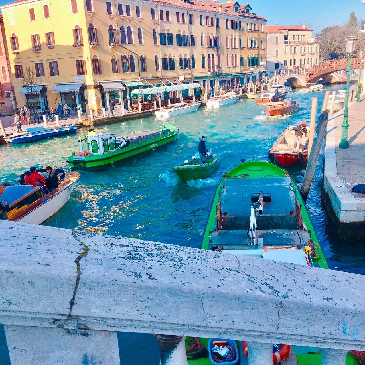 ロマンチックなイタリア旅行 --水の都【ベネチア】を観光--_1_3-3