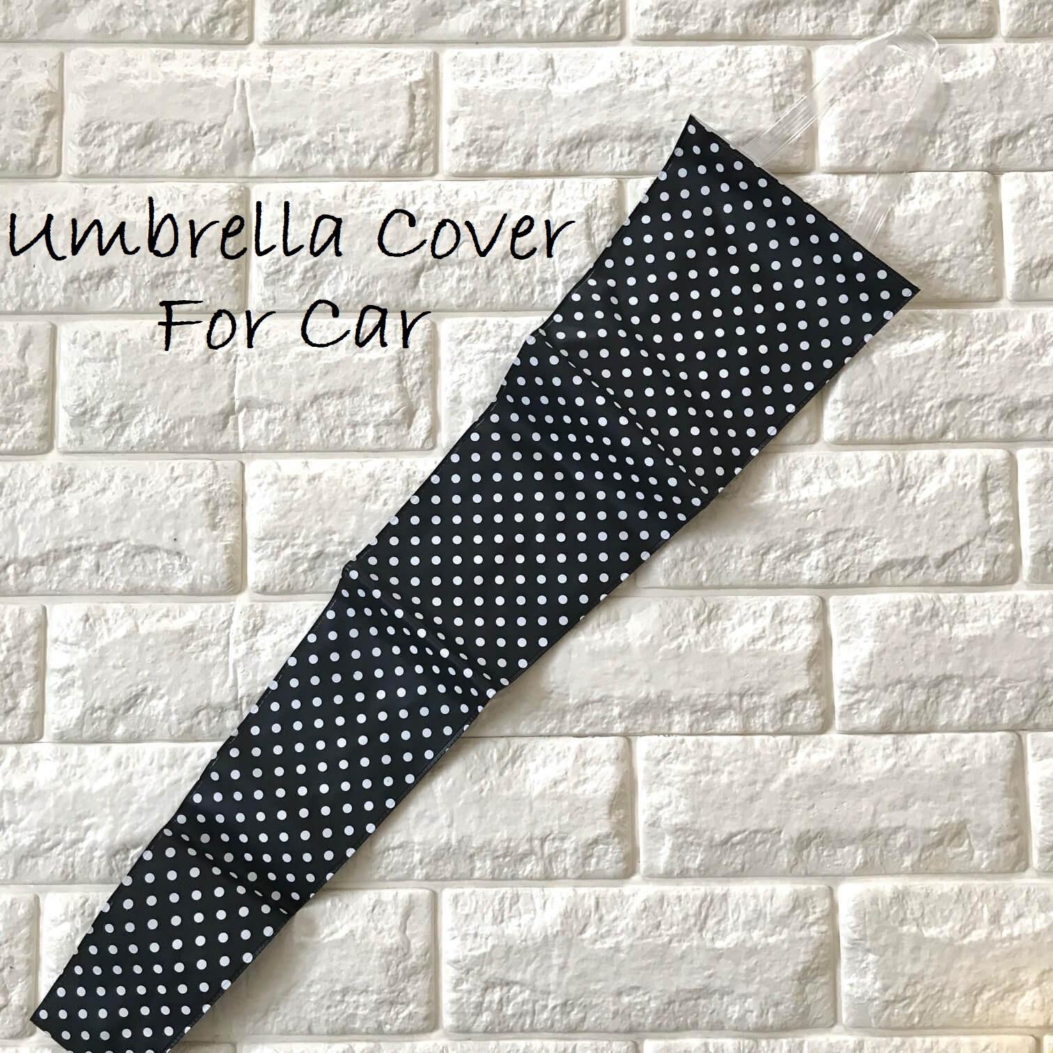 セリアの傘カバー画像