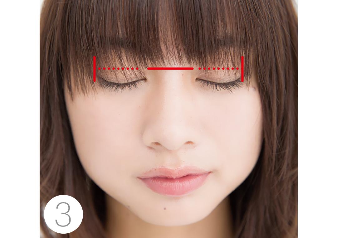 前髪が伸びちゃって重い…そんなときのセルフカット法をていねい解説!_1_4-3