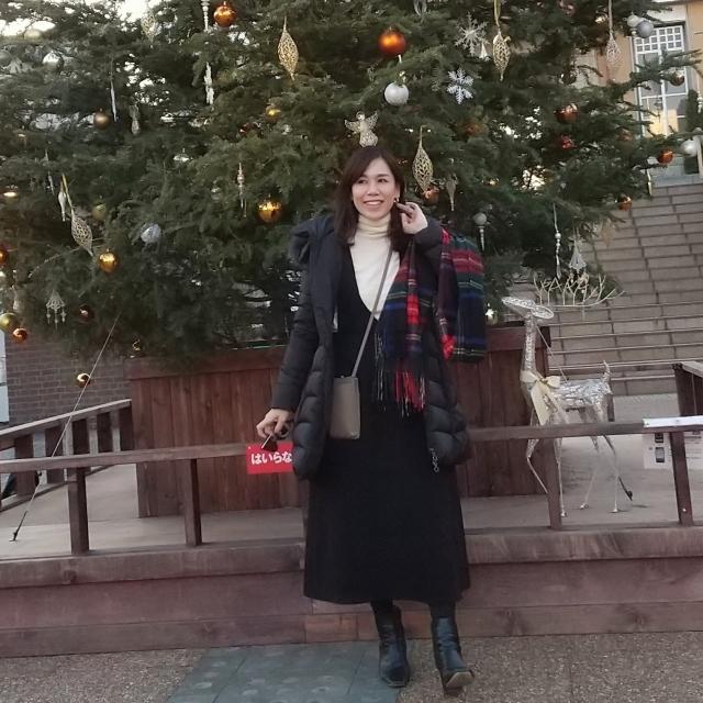 大人可愛いジャンパースカートとわが家の手抜きクリスマス♡_1_5