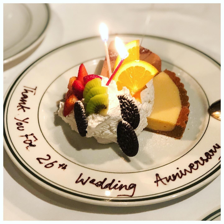 セットアップ+コートワンピースで結婚記念日ランチ_1_5