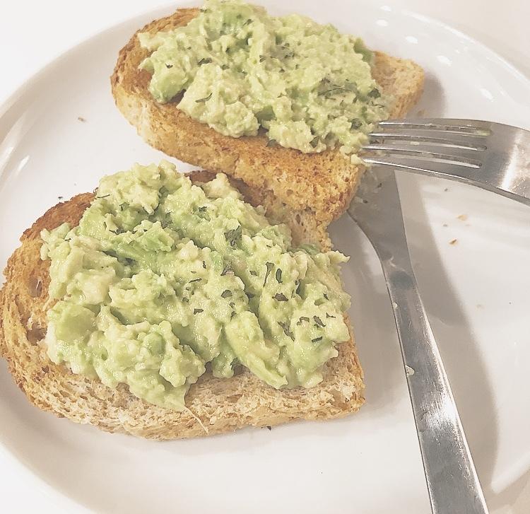 [朝ごはん] 美容と健康に効くアボカドトーストの作り方♡_1_1