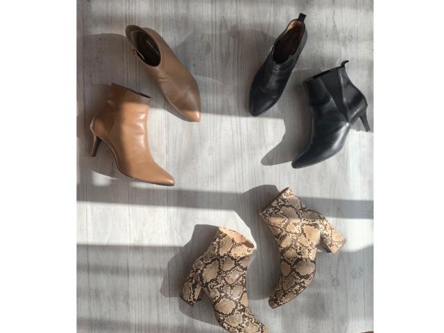 今年の冬の足元はブーツで決まり!_1_1