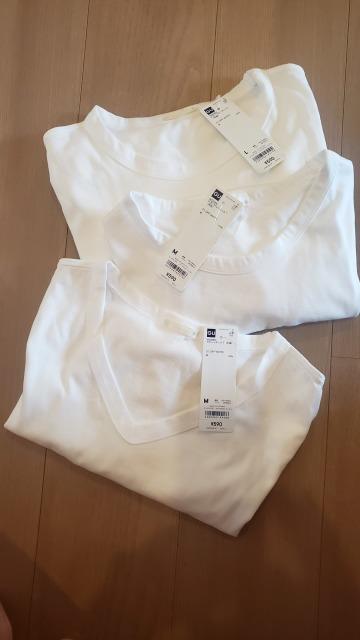 GU  ¥590 Tシャツが優秀♡_1_1