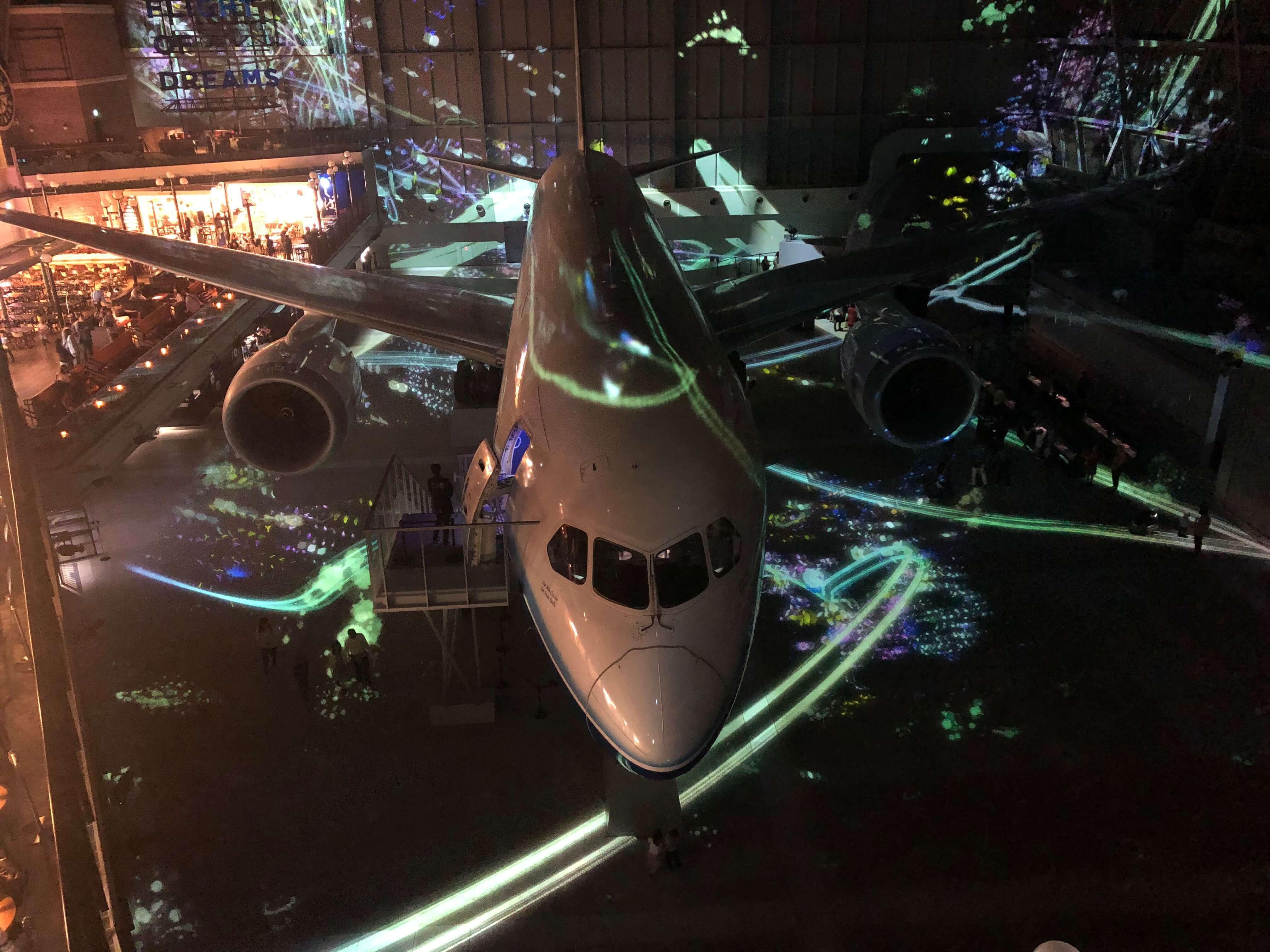 [teamlab & 飛行機⁉︎]シアトル気分が味わえるテーマパーク[中部空港]_1_2-1