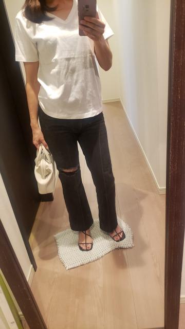 GU  ¥590 Tシャツが優秀♡_1_6