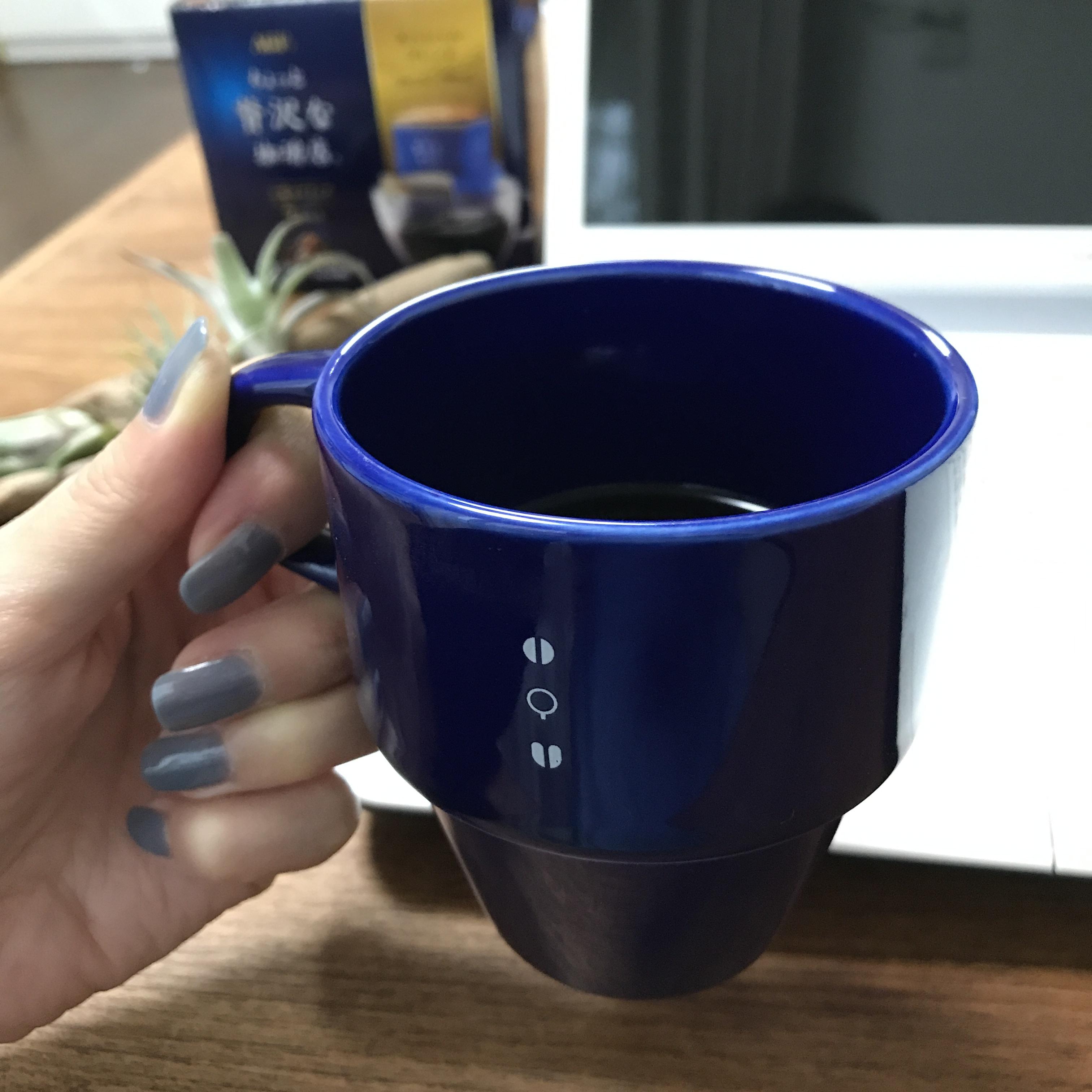 「青」と一緒に愉しむ、至福の珈琲タイム♪_1_1