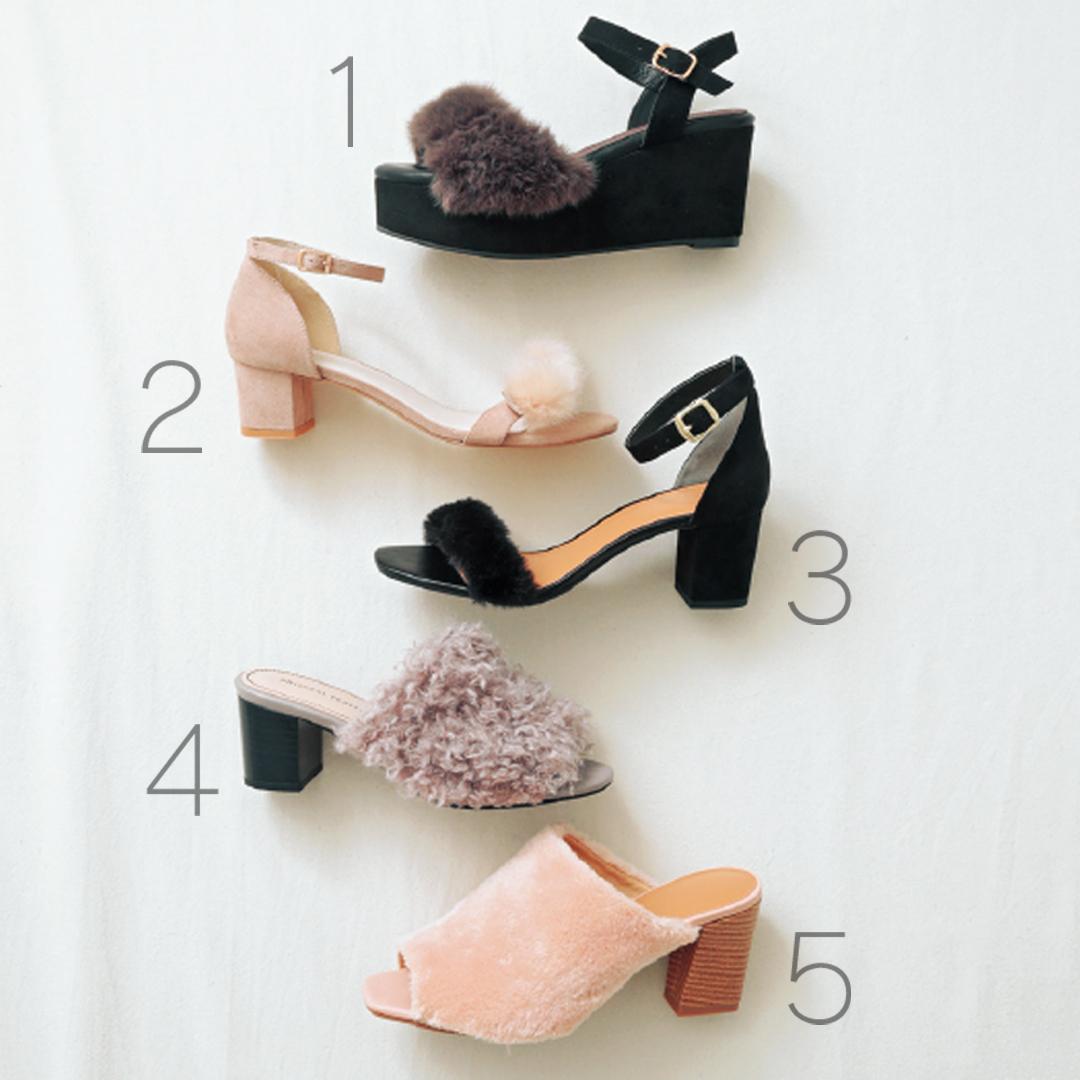 秋のトレンド靴★チェック&ファーカタログ20選!_1_1-3