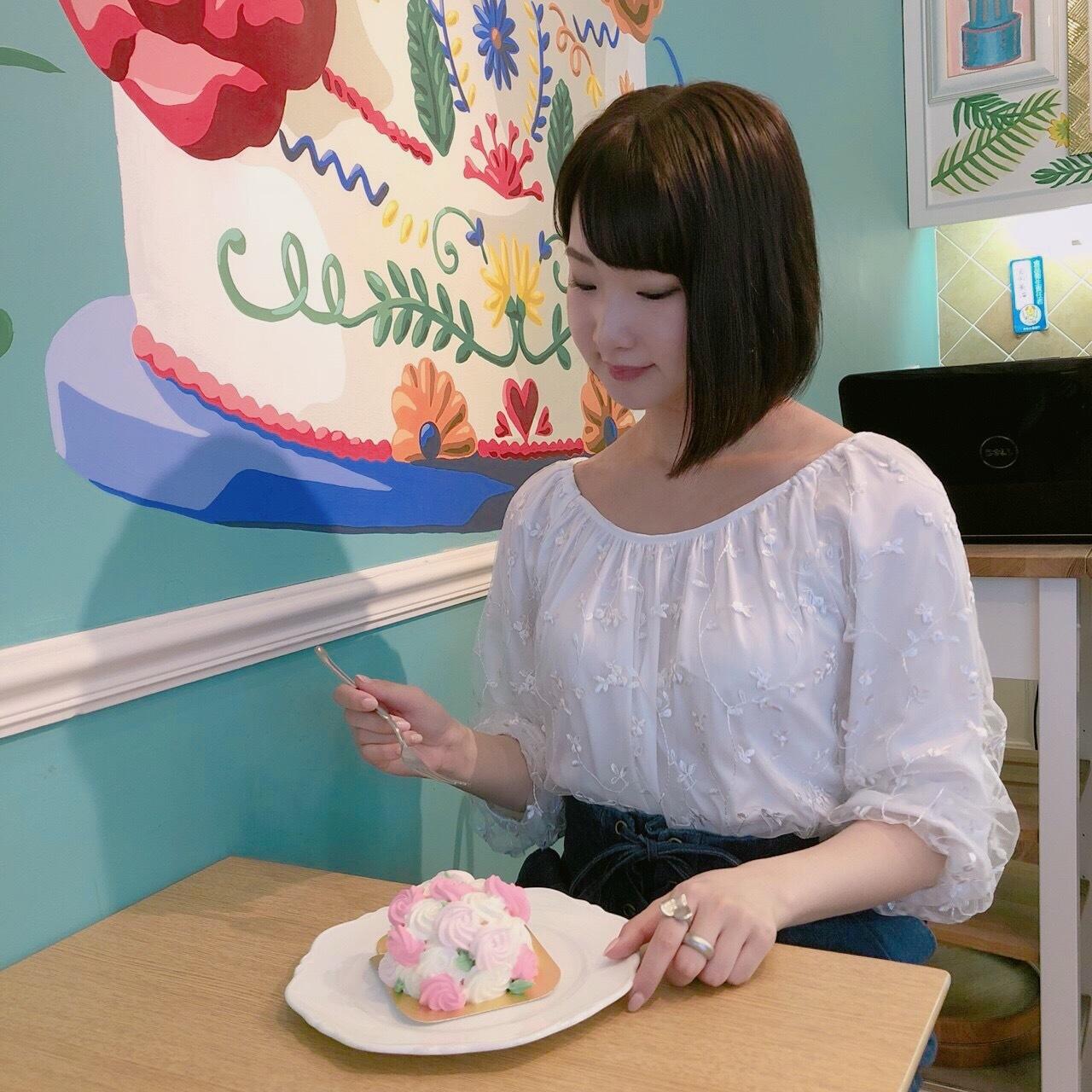 """【 第112回❤︎ 】世界でたったひとつのオーダーケーキ♡""""Dolce MariRisa""""_1_4"""