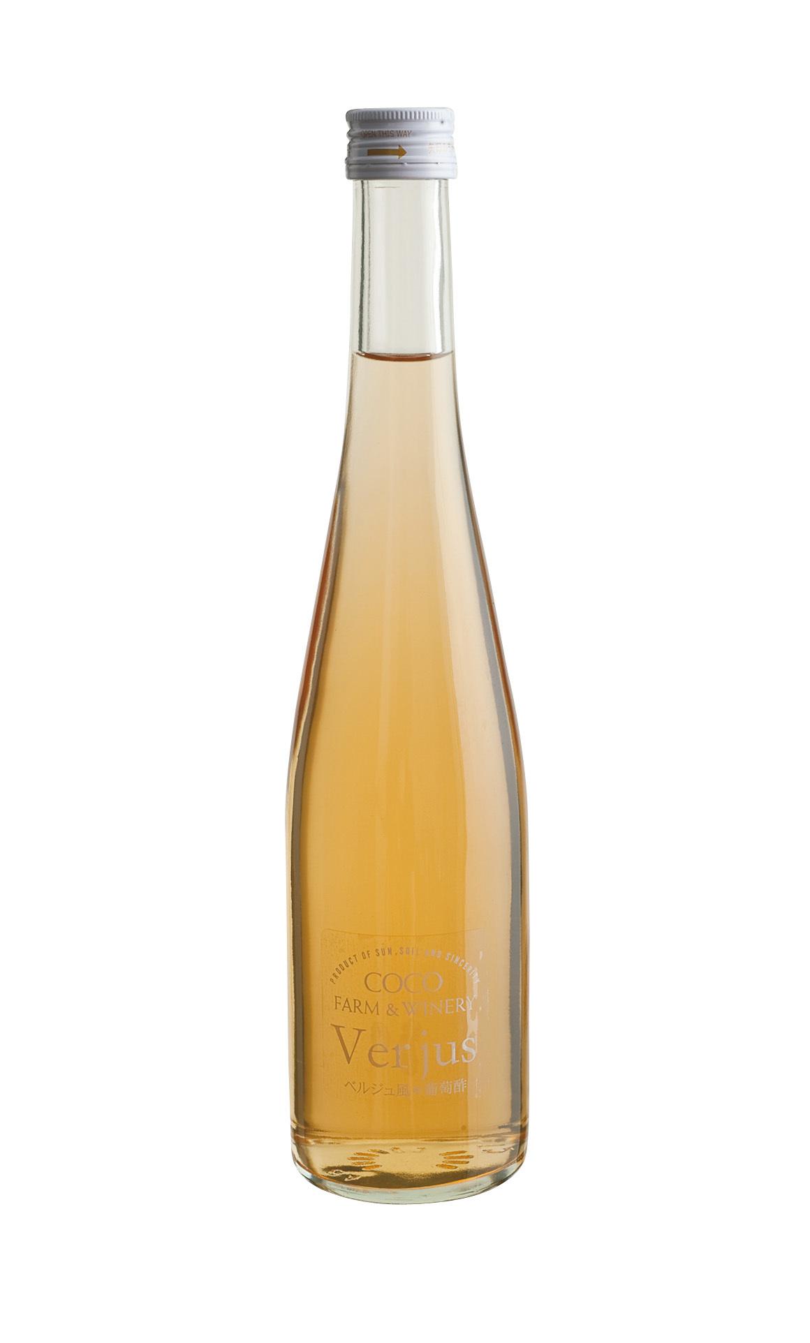 若々しいぶどうの味を堪能 ココ・ファーム・ワイナリーの「ベルジュ風*葡萄酢」_1_1