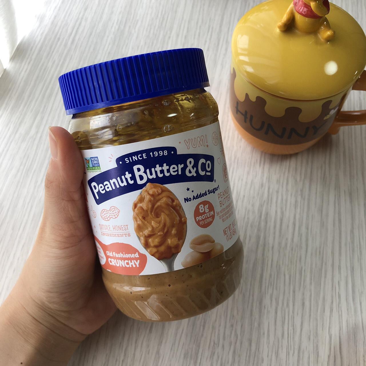 ①ピーナッツバター