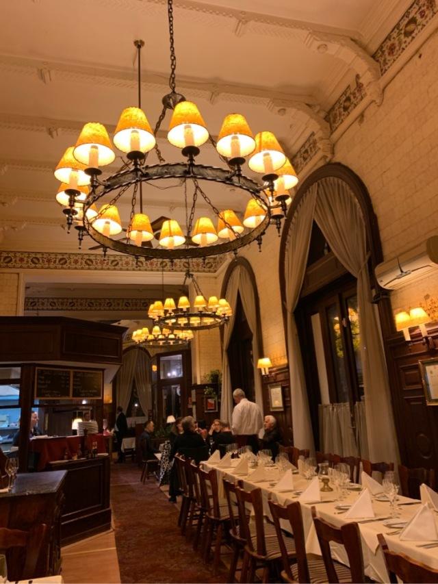 ブダペスト レストラン