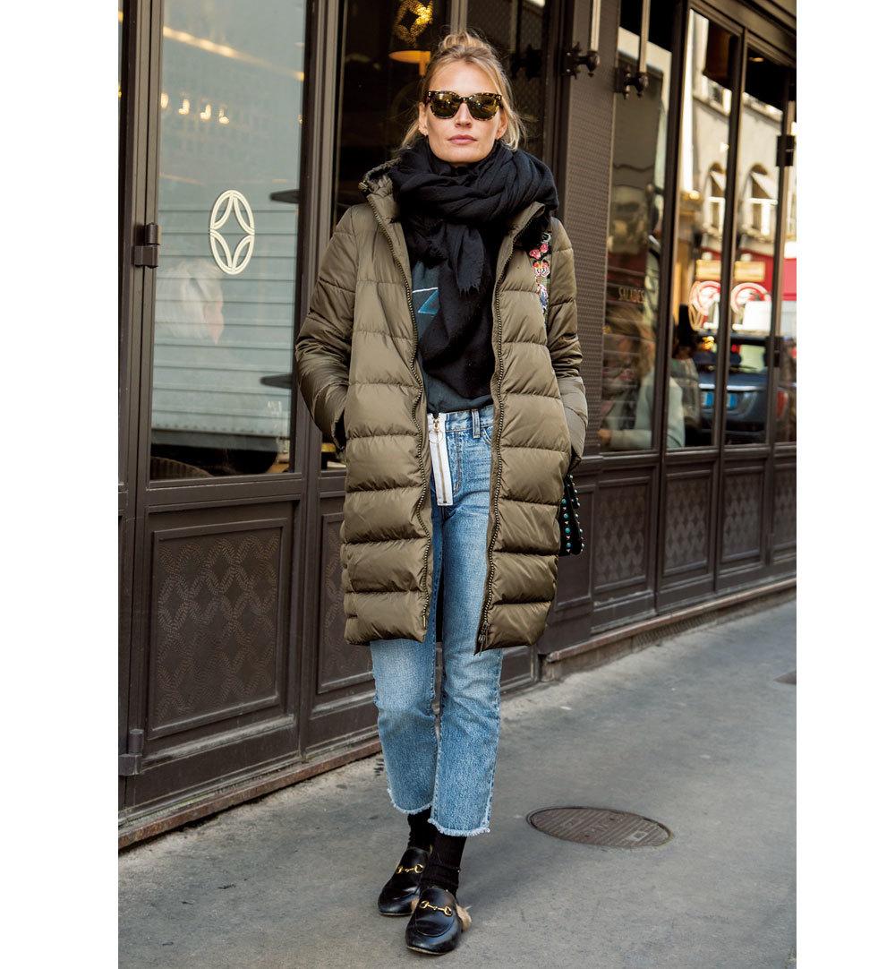 「デニム」は短め、スキニー、カットオフの三択【ファッションSNAP ミラノ・パリ編】_1_1-3