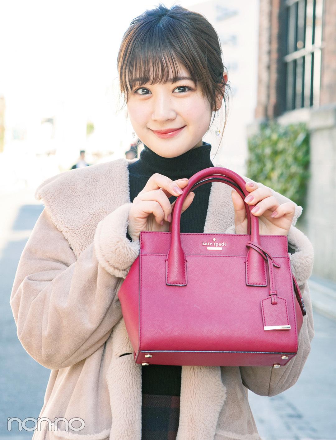 ノンノ専属読者モデルの愛用ブランドバッグ、見せて!【カワイイ選抜】_1_2