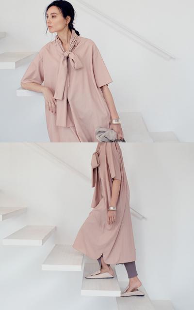 デザイン別で選ぶ! 着まわしの幅が広がるシャツワンピ【カスタマイズOKなシャツワンピ】_1_5
