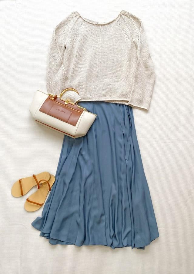 春は揺れ動くスカートで爛漫気分♬〜_1_2-1