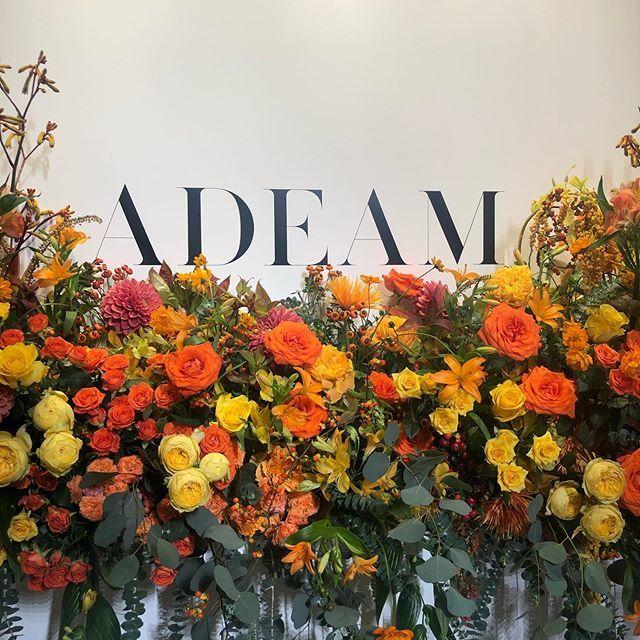 『ADEAM』 の2020年春夏パーティへ!素敵な春のおもてなしをご覧あれ_1_1