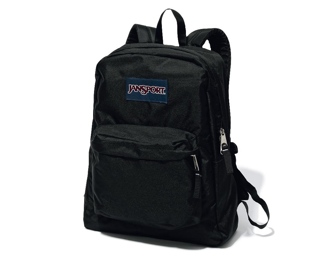 カジュアル派の毎日バッグは「黒リュック」が鉄板! _1_7