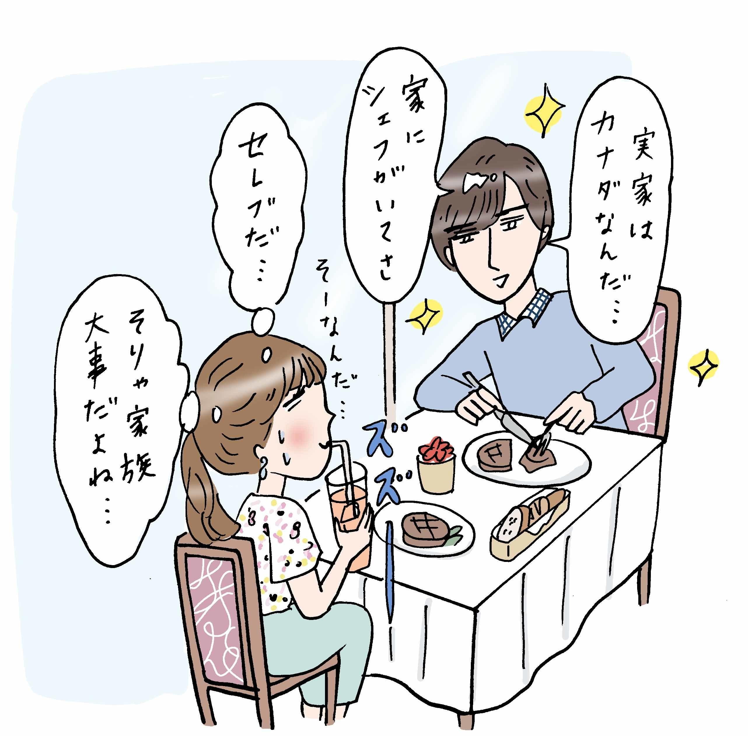 『恋活ノンノ』マッチングアプリのあるあるネタ一挙公開♡_1_4