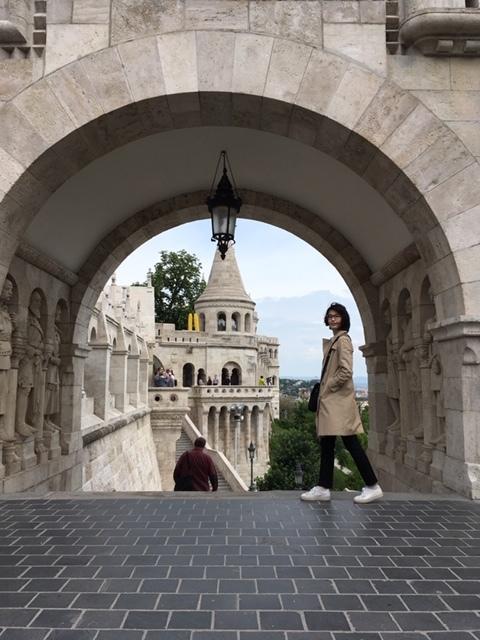 中欧ヨーロッパ旅行(ハンガリー・ブダぺスト編)_1_3-2